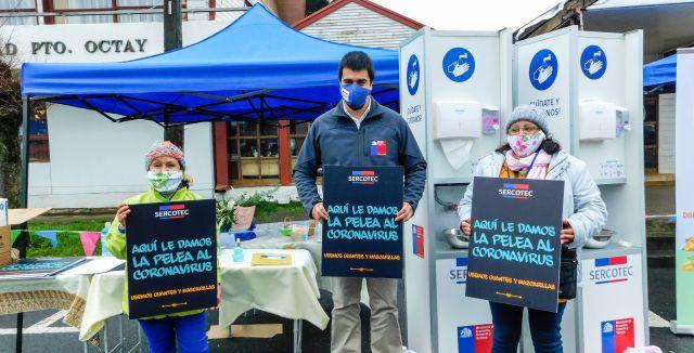 SERCOTEC apoya a Ferias Libres de la provincia de Osorno