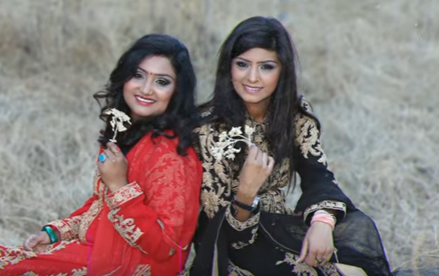 Firda Pyar Jataunda Lyrcs - Nooran Sisters Full Song HD Video