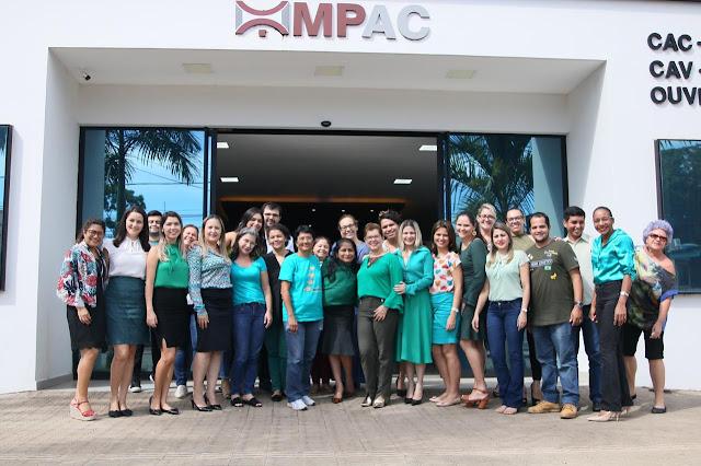MPAC veste verde pela prevenção da Saúde e Segurança do Trabalho