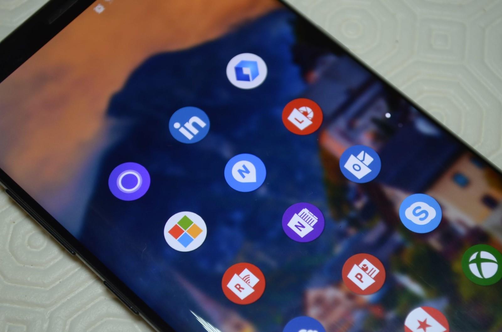 Telefono-Android-Microsoft