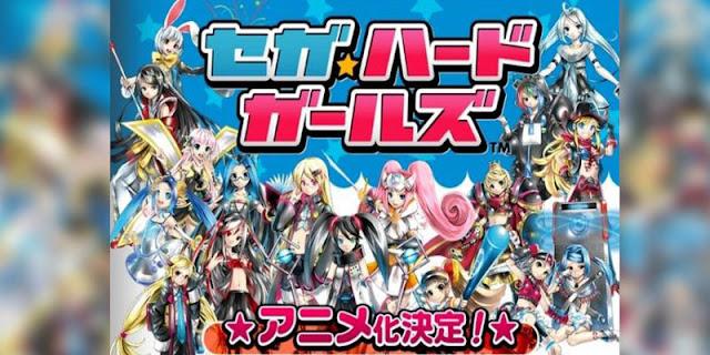 Rekomendasi Anime Game, Tentang Masuk Dunia Game Hi-sCoool! SeHa Girls terbaru