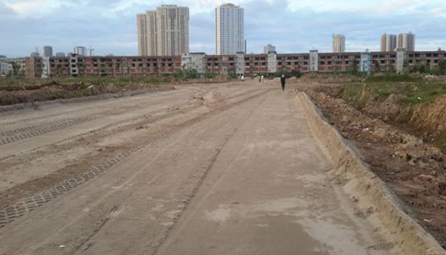 Hàng loạt dự án bất động sản quy mô phía Tây Hà Nội đã hình thành và đưa vào sử dụng - đất thổ cư Hà Đông hưởng lợi