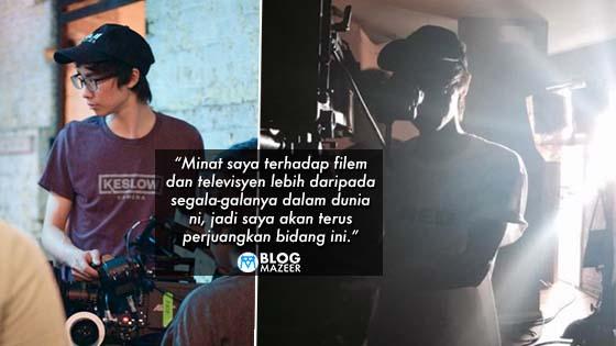 Hebat! Anak Malaysia Ini Sudah Terlibat Dalam Lebih 100 Filem di Amerika Syarikat Walau Baru Berusia 24 Tahun
