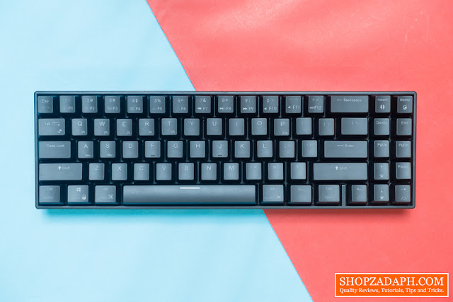 Royal Kludge RK71 Mechanical Keyboard Review