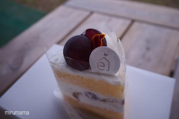 ブドウのケーキ