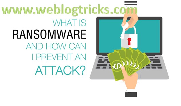 what is ransomware? How to Prevent from it?