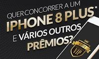 Promoção Club VIP 'Concorra a um iPhone 8'