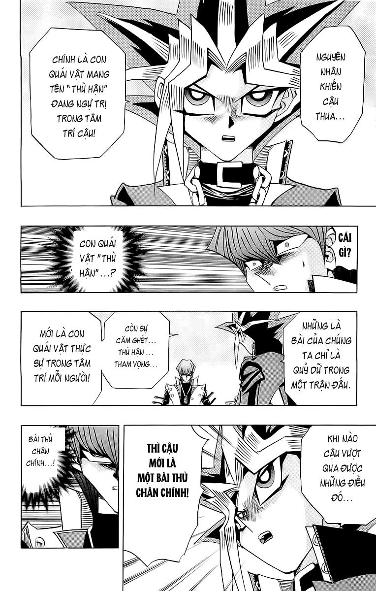 YUGI-OH! chap 263 - vị thần thứ 2 trang 6