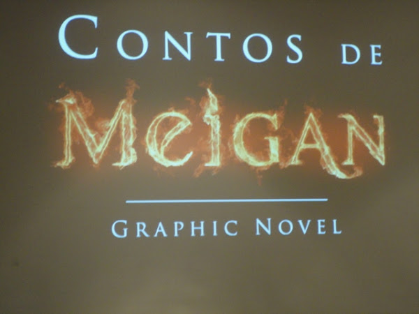 Graphic Novel Contos de Meigan