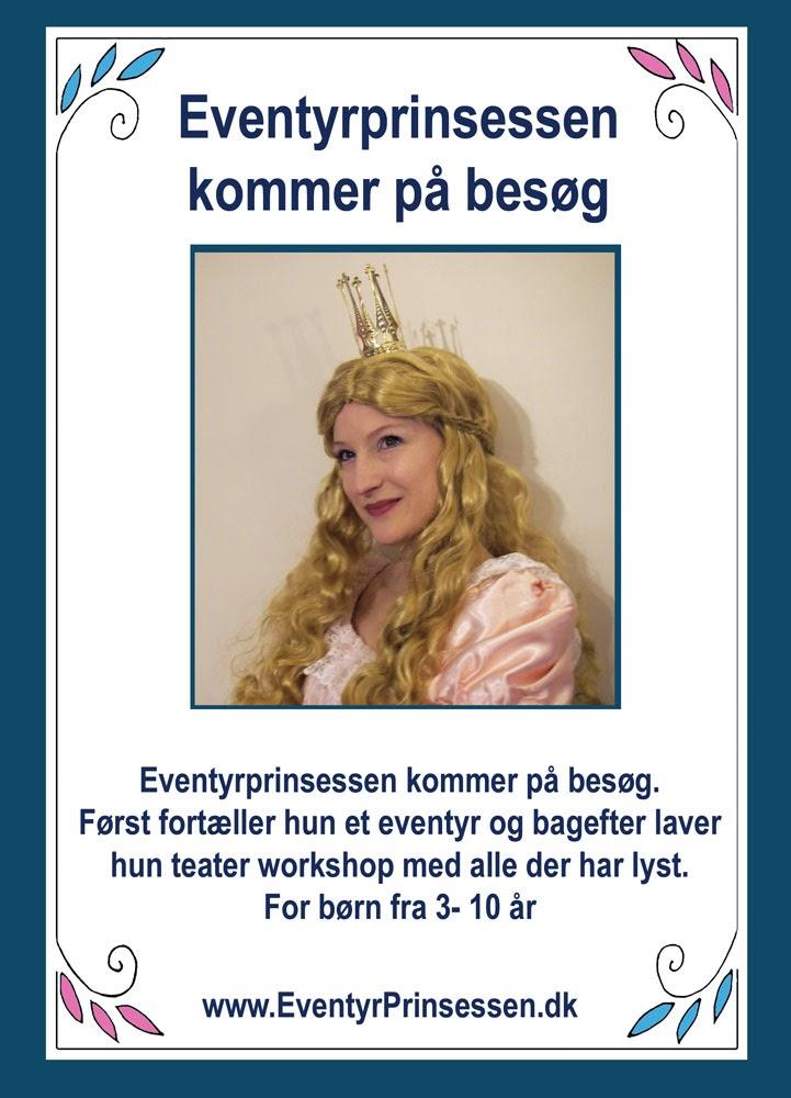 Eventyrprinsessen Nicoline Roos