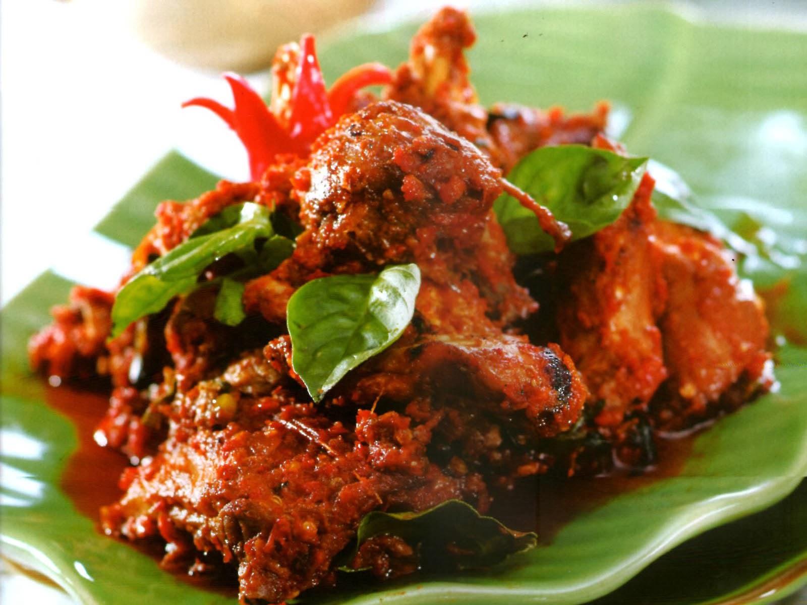 Resep Masakan Sambal Hati Ampela