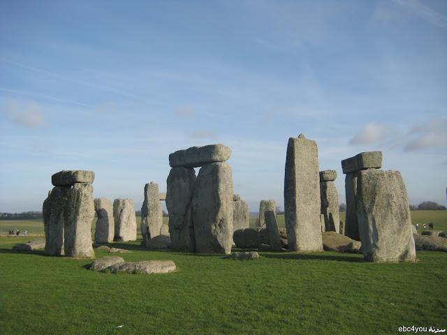 الأحجار العجيبة-ولتشاير