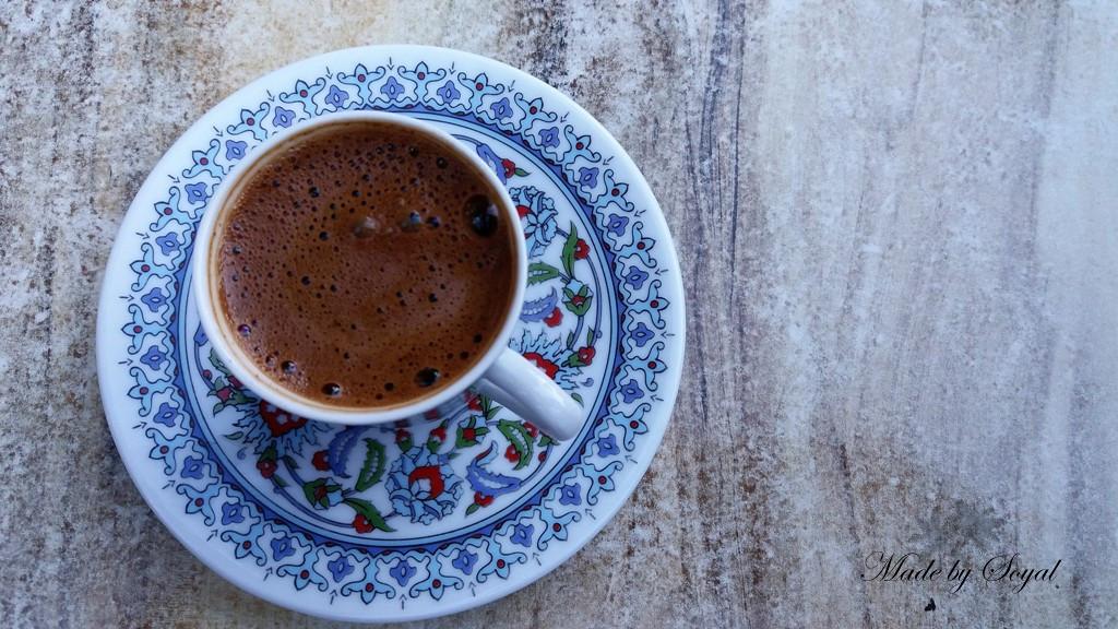 turecka kawa