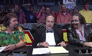 NWA: TNA - First Ever Event - Don West, Mike Tenay, and Ed Ferarra call the action