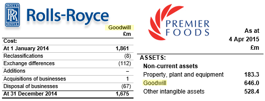 Goodwill company example