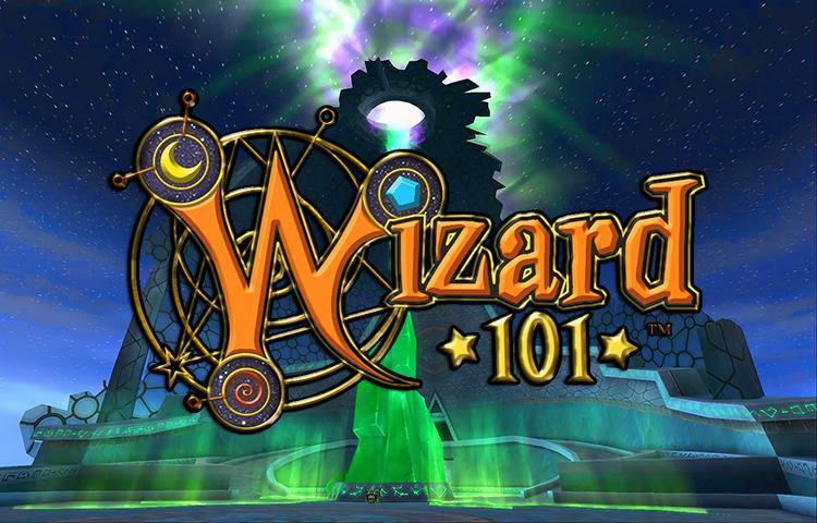 Wizard 101 New World