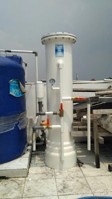 Filter Air Sebelum Toren