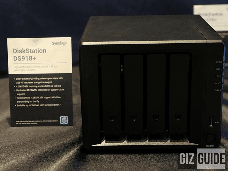 DiskStation DS918+