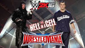 Undertaker vs Shane Mcmahon 'Hell in a Cell' Match Live