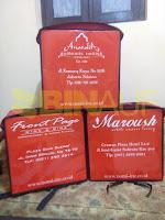 tas delivery makanan jogja maroush