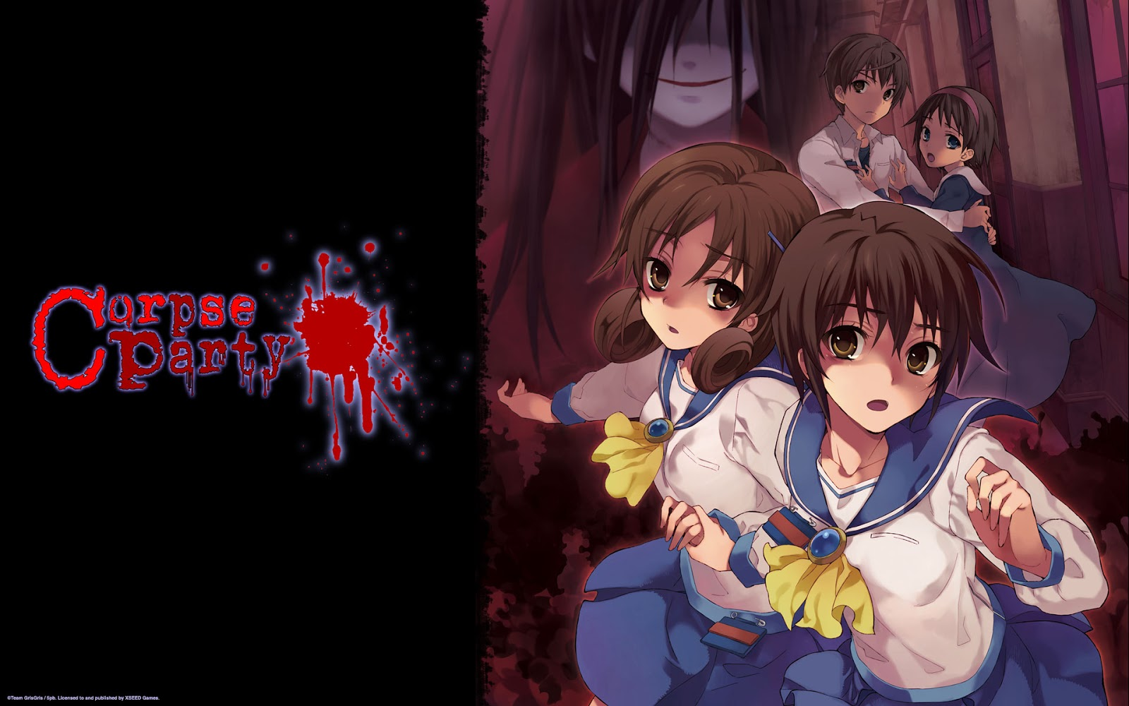 Corpse party episode 1 4 subtitle indonesia