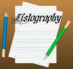 Listography : Top 5 Keyword Searches