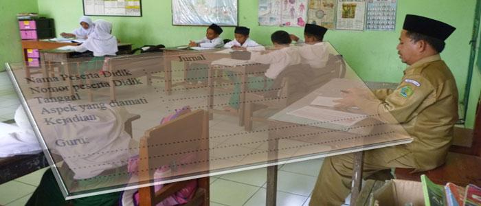 Download Contoh Jurnal Kegiatan Kepala Sekolah