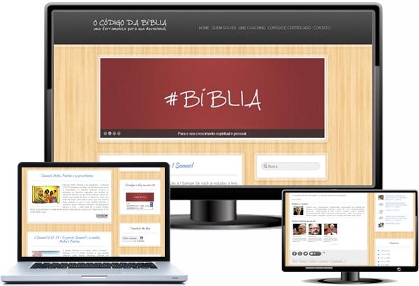 Blog Código da Bíblia