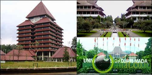 8 Universitas Indonesia yang Masuk Kategori Terbaik di Dunia