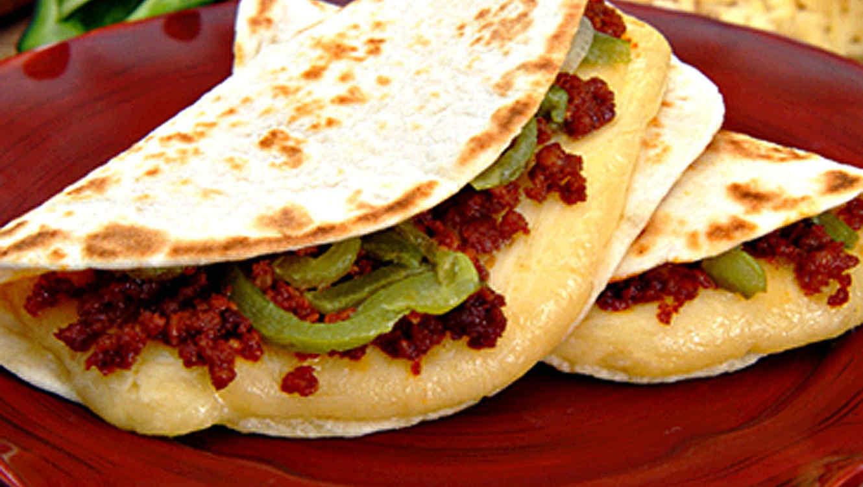 Comida Mexicana: Quesadilla Mexicana