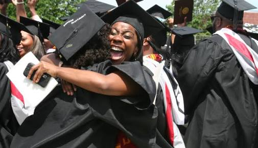 5 Mistakes Graduates Are Making That's Denying Them Success