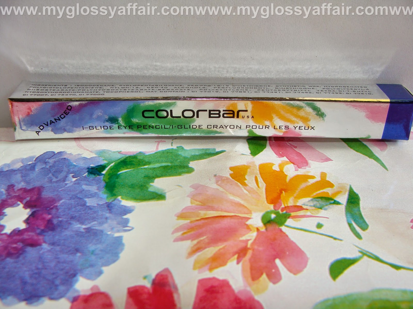 Colorbar I-Glide Eye Pencil in Electra, Review and Swatches