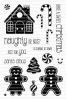 Clearly Besotted NAUGHTY OR NICE? clear stamps