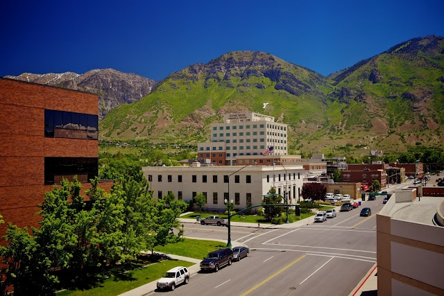 Provo City Council: August 2013