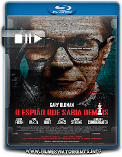 O Espião Que Sabia Demais Torrent - BluRay Rip 720p Dublado