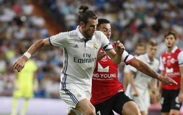 Gareth Bale Membawa Real Madrid Memimpin Pada Musim Baru