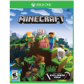 Minecraft Minecraft Explorers Pack Media