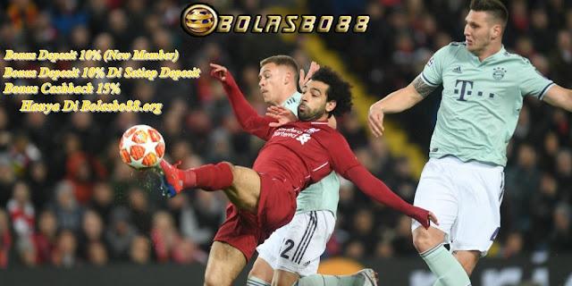 Hasil Pertandingan Liverpool vs Bayern Munchen: Skor 0-0