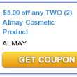 High Value Almay Coupon