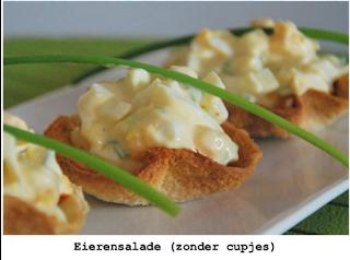 Eierensalade
