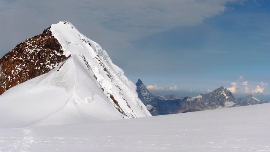 Lyskamm-Monte-Rosa-Enlacima-Alpes