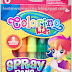 "Flamastry dmuchane ""Spray Pens"" od Colorino kids"