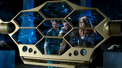 Dr Who, the Power of Three, publicity pic