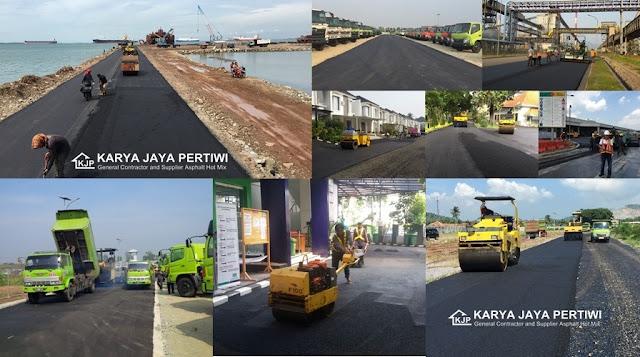 Jasa Pengaspalan di Wilayah Jabodetabek Banten Jawa Barat, Jakarta Bogor Depok Tangerang Bekasi Bandung Cirebon Indramayu Subang