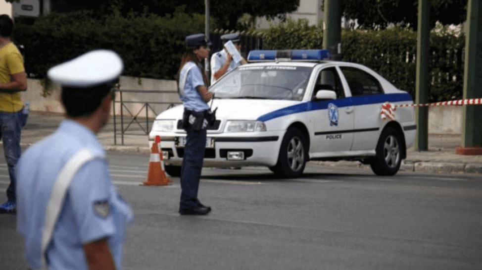 Η Τροχαία αρνήθηκε να πάει σε ατύχημα, επειδή έγινε στα Εξάρχεια