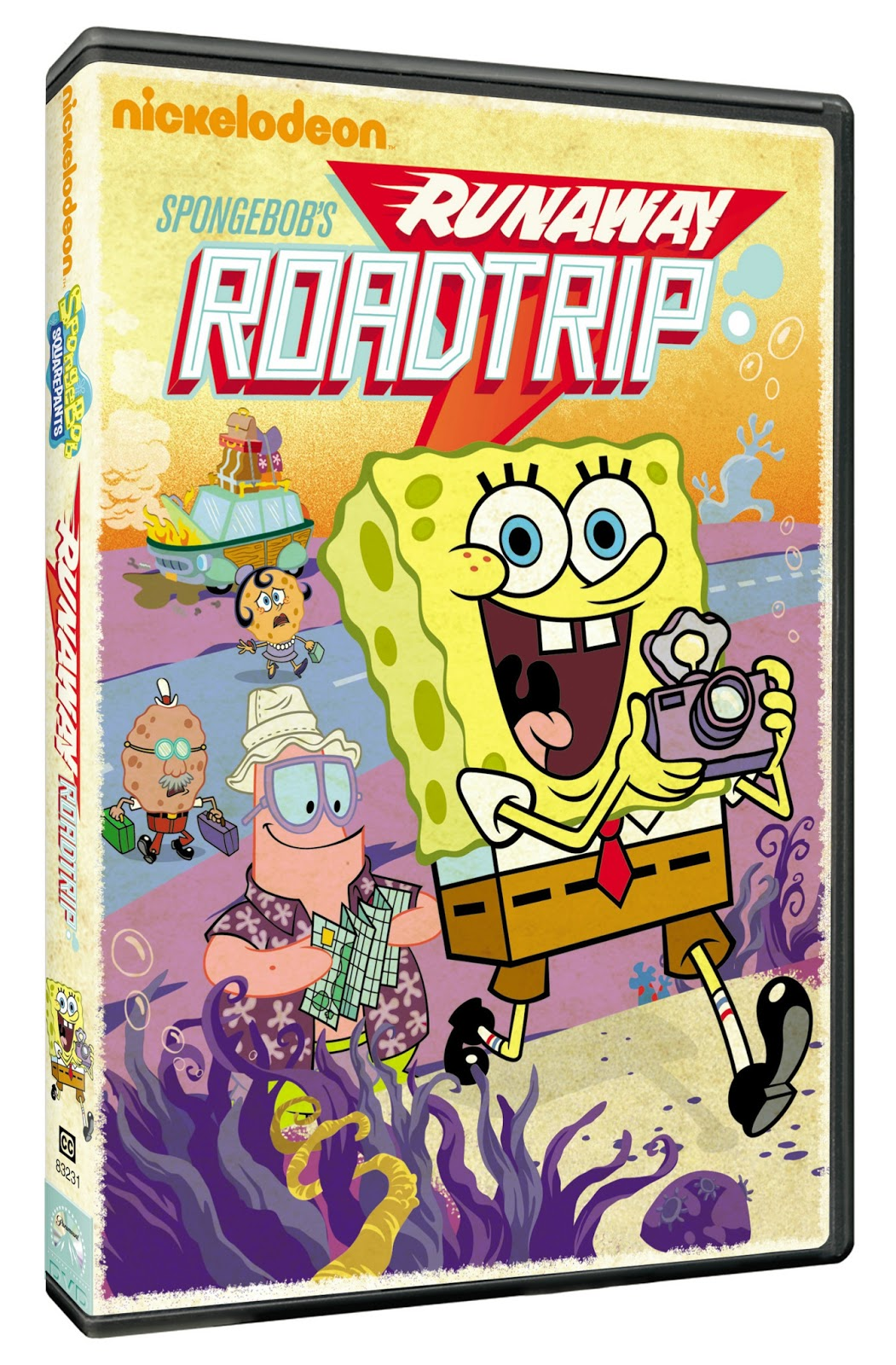 Stacy Tilton Reviews: Nickelodeon Summer DVD Roundup # ...