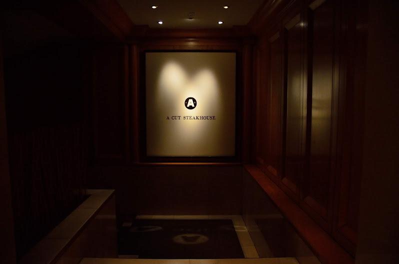 A Cut Steakhouse@臺北國賓飯店(牛排餐)