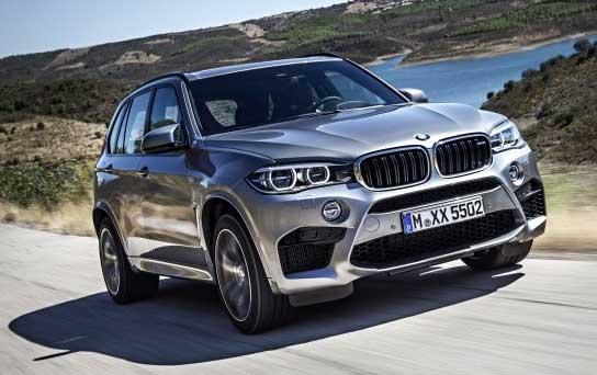 Foto Mobil BMW X Series