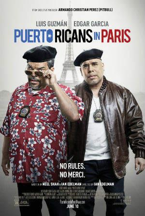 2 Boricuas en París (2015) DVDRip Latino