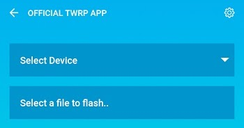 twrp recovery apk no pc